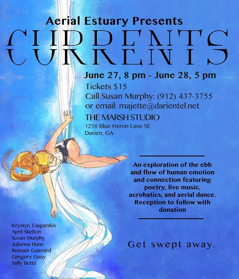 Currents at The Marsh Studio
