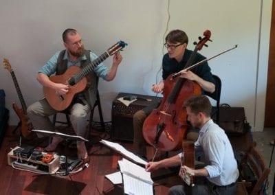 Music Performers at The Marsh Studio
