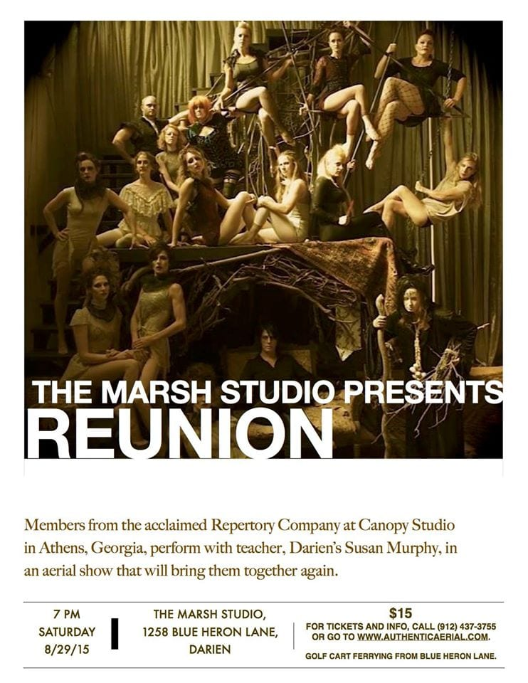 Reunion at The Marsh Studio