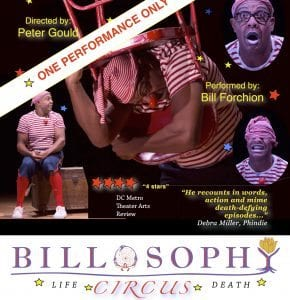 The Marsh Studio Presents BILLOSOPHY