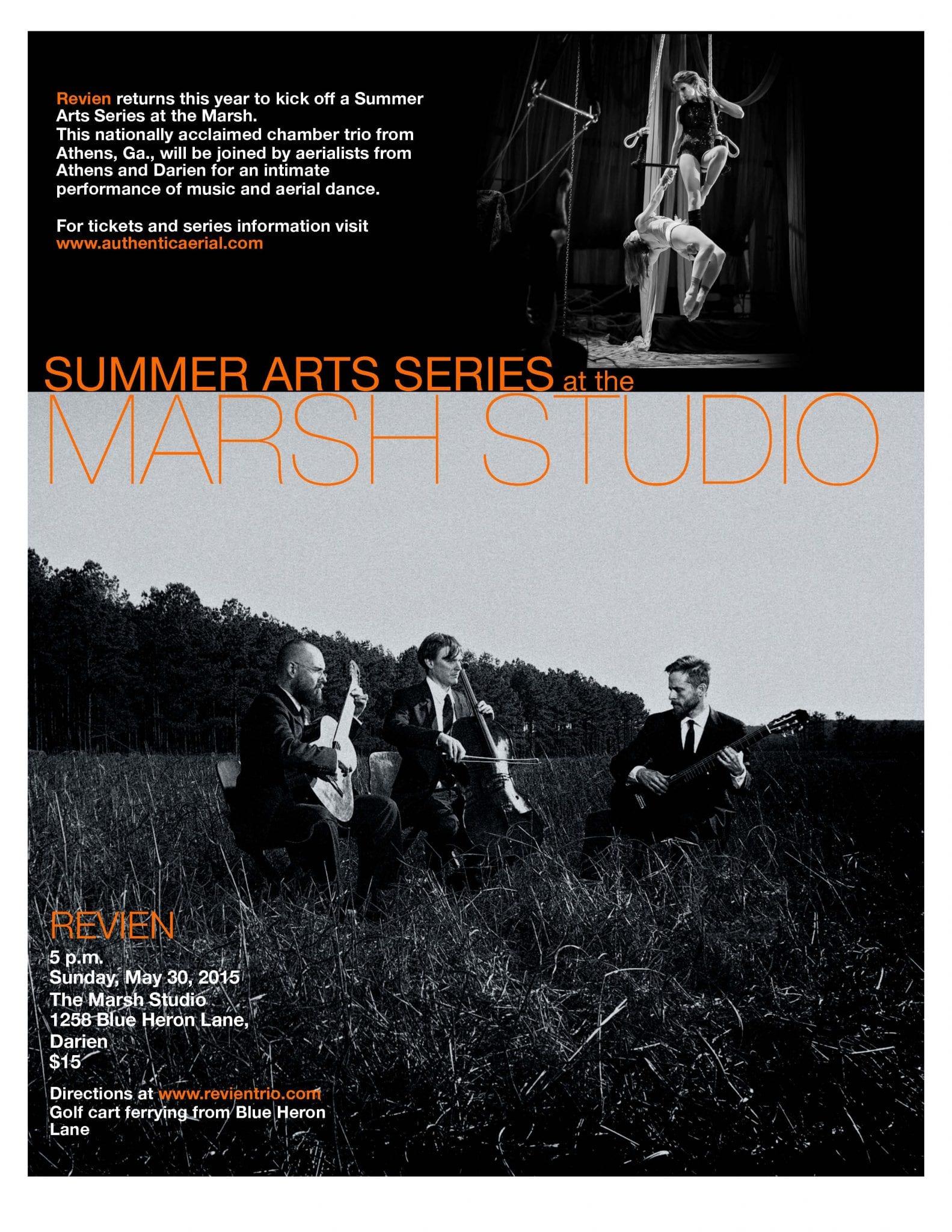 Revien at The Marsh Studio