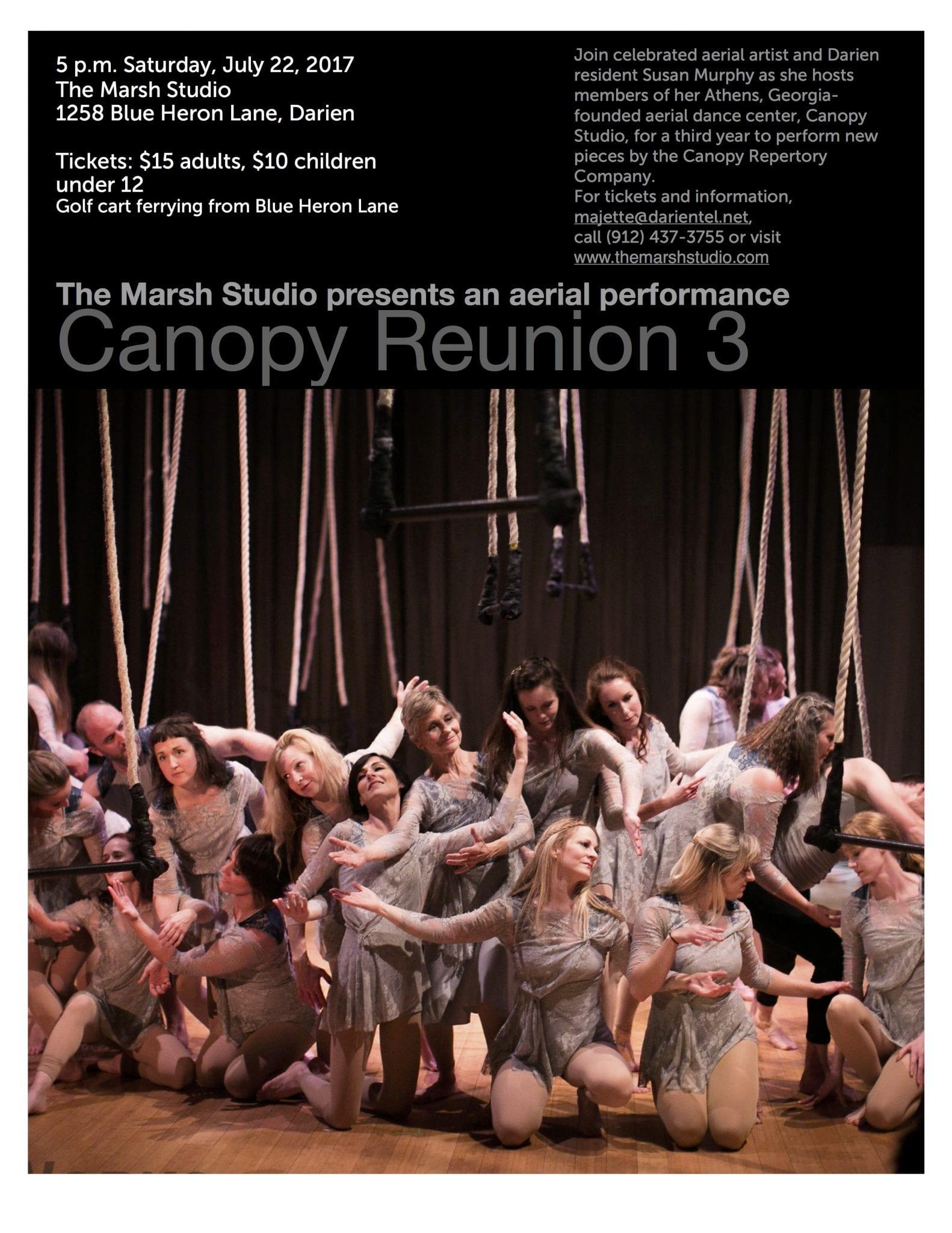 "Canopy Studio ""Reunion III"""