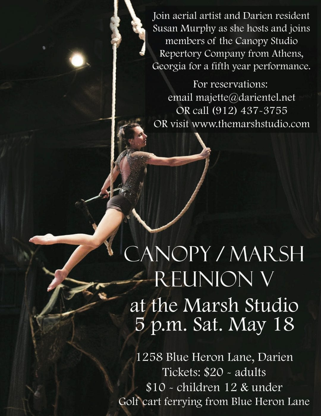 Canopy March Reunion V