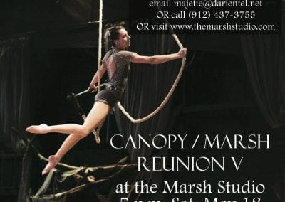 Canopy March Reunion V