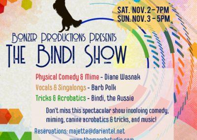 The Bindi Show